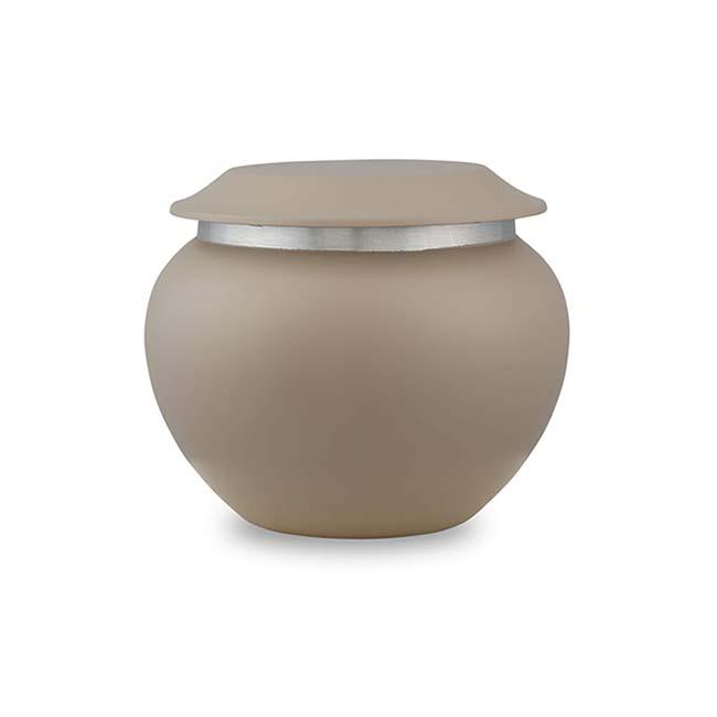 Mini Pakoda Dierenurn Sand (0.35 liter)
