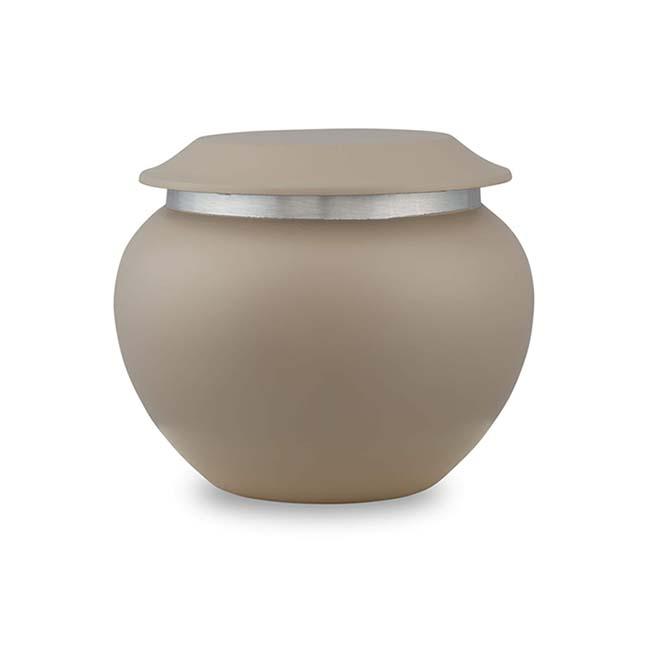 Kleine Pakoda Dierenurn Sand (0.5 liter)