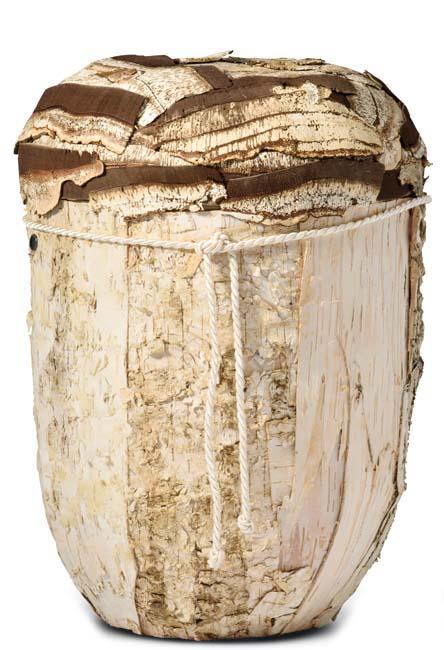 Biologisch Afbreekbare Eco Urn Berk (4 liter)