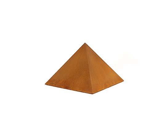 RVS Piramide Urn (1.5 liter)