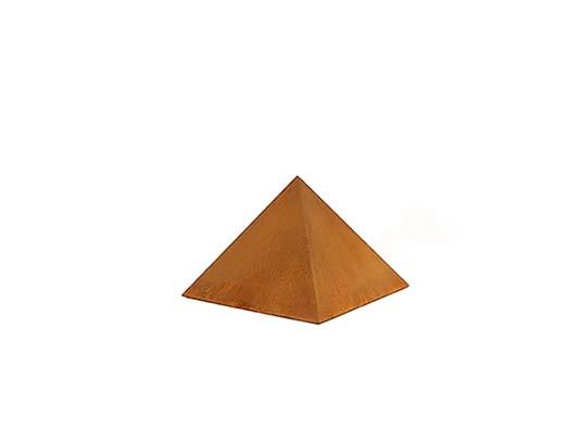 RVS Piramide Urn (0.2 liter)