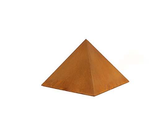 RVS Piramide Urn (2.5 liter)