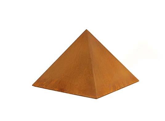 RVS Piramide Urn (4.5 liter)