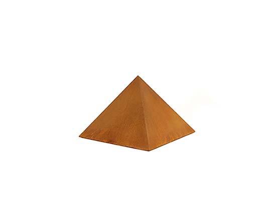 RVS Piramide Urn (0.8 liter)