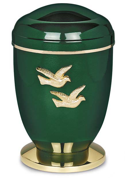 Design Urn Messing Duiven (4 liter)