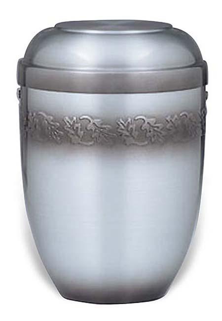 Design Urn met klassieke blader sierband (4 liter)