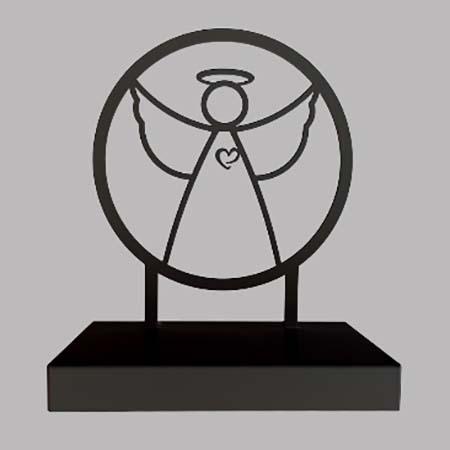 Middelgroot Gedenkaltaar Urn Mijn Engeltje (1.8 liter)