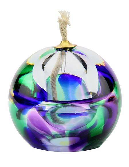 Kristalglazen 3D Olielamp Mini Urn (0.08 liter)