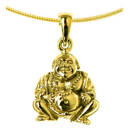 Assieraad Buddha Goud