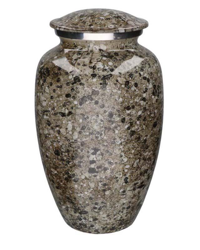 Grote Elegance Dierenurn Stained Marble Look (3.5 liter)