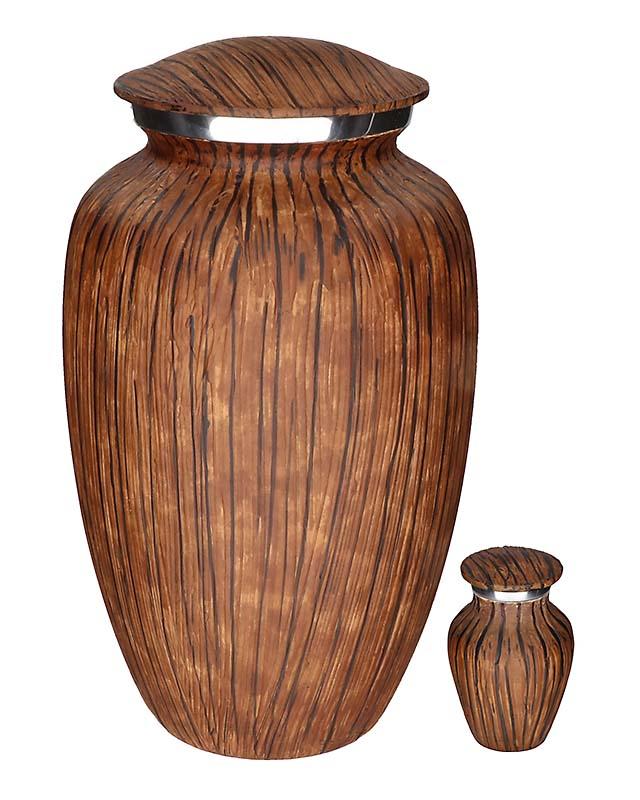 Grote Elegance Urn Dark Woodlook (3.5 liter)