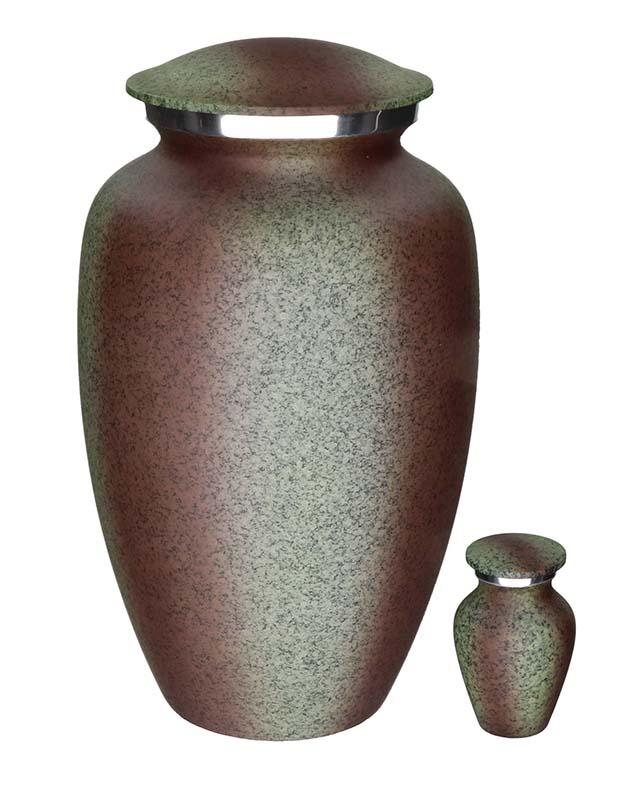 Elegance Hart Urn Metallic Look (0.1 liter)