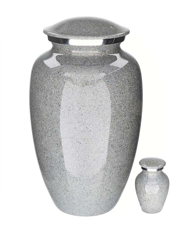 Elegance Urnen Voordeelset Marble Look (3.6 liter)