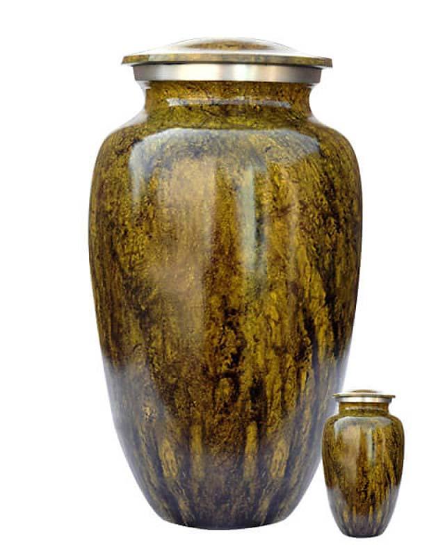 Elegance Urnen Voordeelset Green Forrest (3.6 liter)