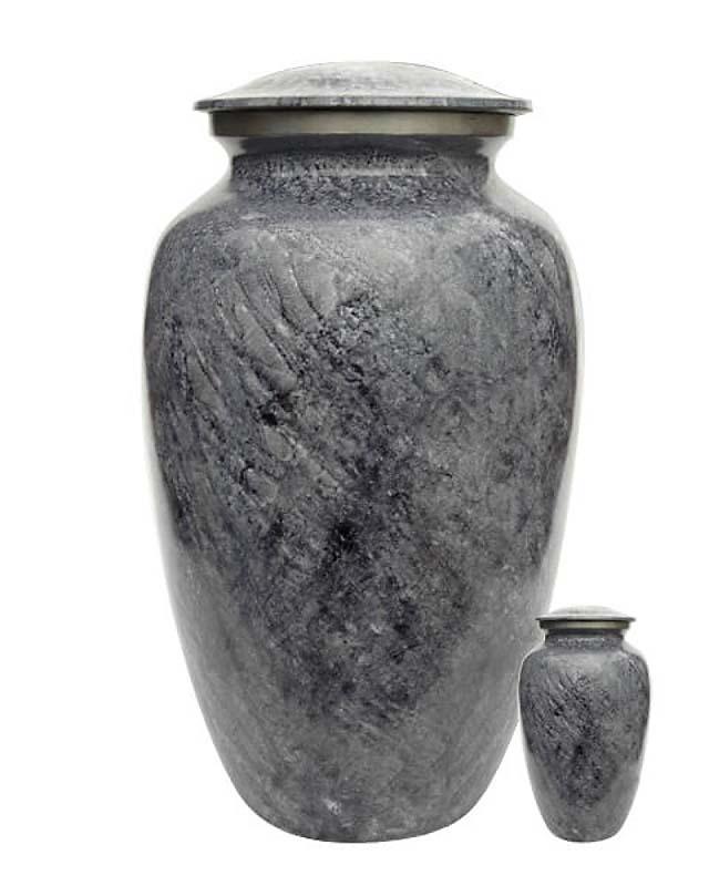 Elegance Urnen Voordeelset Grey Granit (3.6 liter)