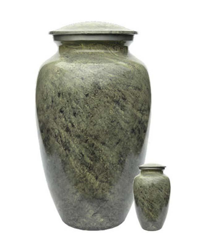 Elegance Urnen Voordeelset Green Granit (3.6 liter)