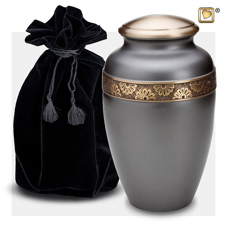Grote LoveUrns Urn Bloemenband (3.1 liter)