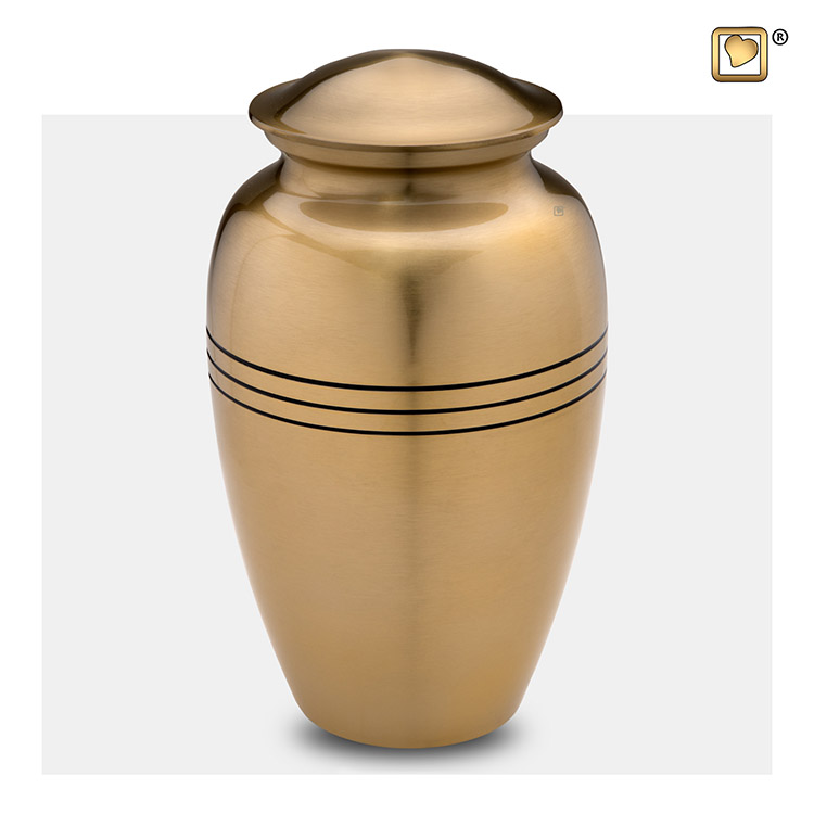 Grote LoveUrns Radiance Urn Classic Gold (3.4 liter)