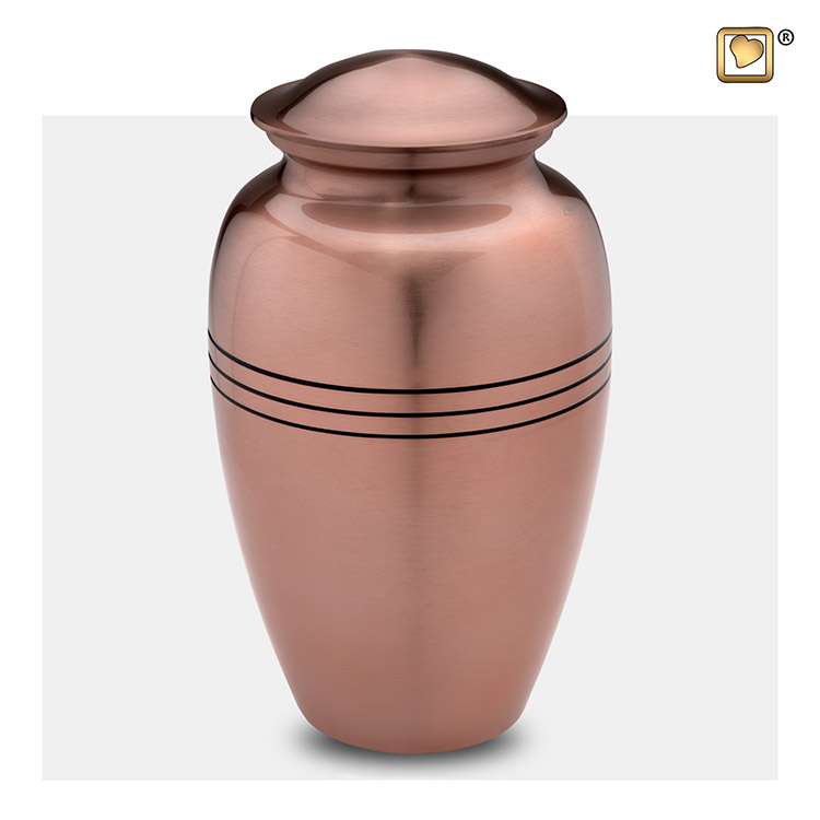 Grote LoveUrns Radiance Urn Classic Copper (3.4 liter)
