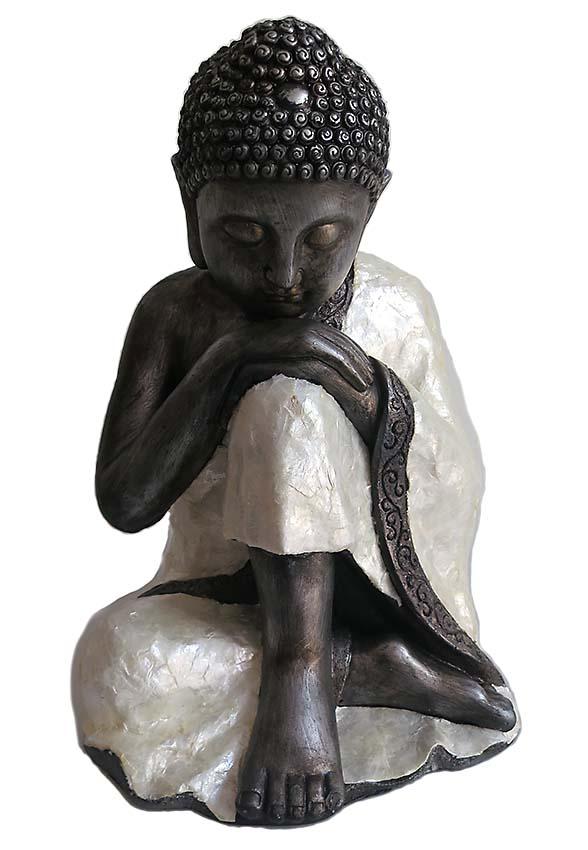 Urn In Gedachten Verzonken Indische Buddha (4 liter)