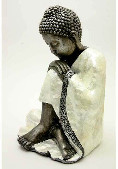 Dierenurn In Gedachten Verzonken Indische Buddha (4 liter)