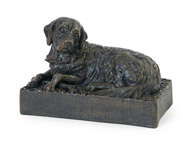 Hondenurn of Asbeeld Golden Retriever (1.3 liter)