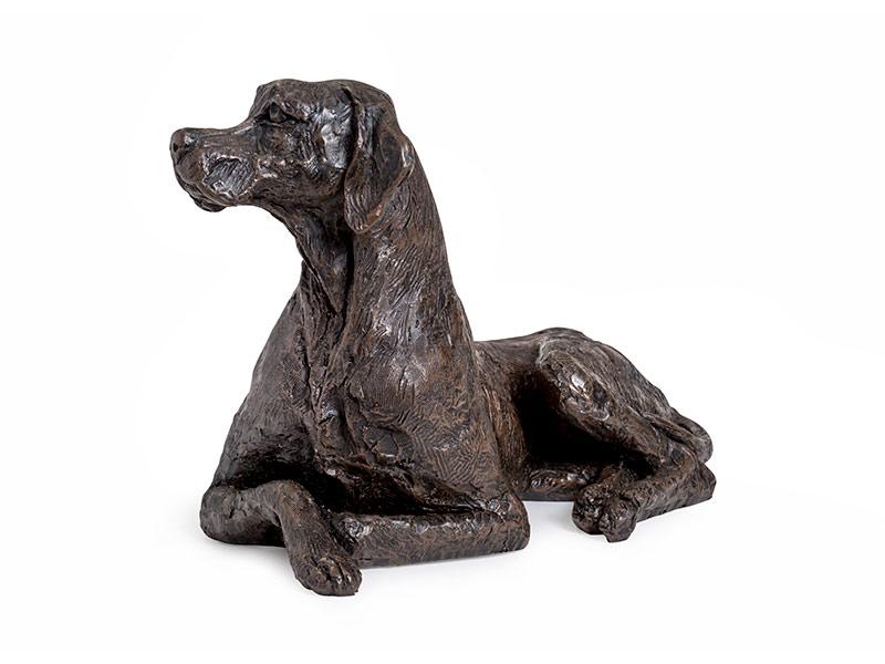Hondenurn of Asbeeld Pointer (2.1 liter)