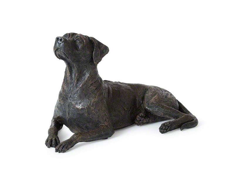 Hondenurn of Asbeeld Liggende Ridgeback (2.2 liter)