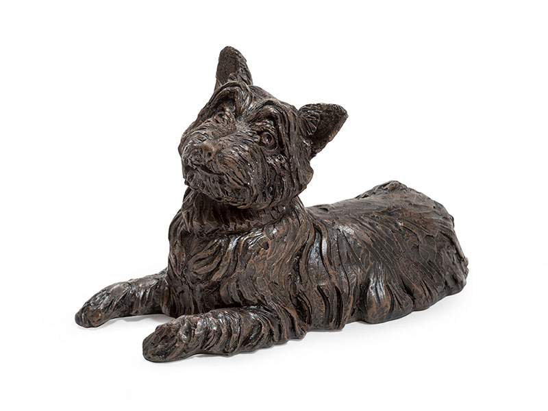 Hondenurn of Asbeeld West Highland Terrier (ca 1.5 liter)