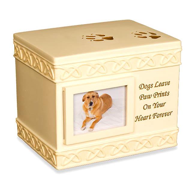 Dieren Urn Hond Memory Box (1.4 liter)