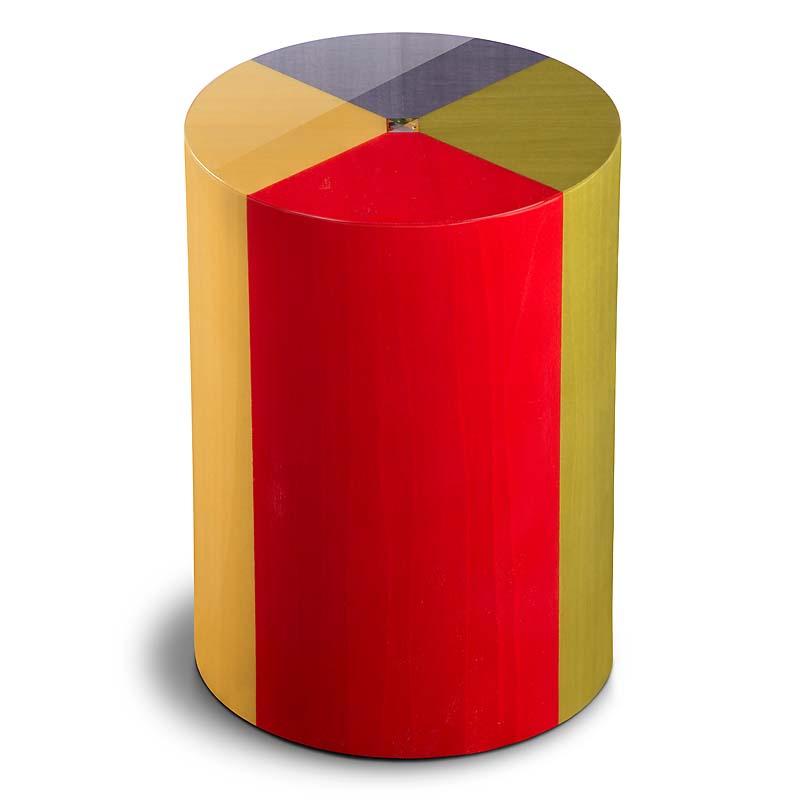 Cilinder Urn Pisa Arlecchino (7 liter)