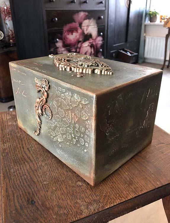 Design Urn Raderen des Tijds (3.5 liter)