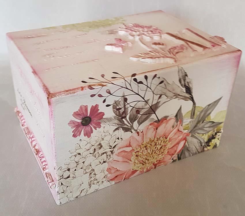 Design Dierenurn Veldbloemen, Cijfers en Vlinders (3.5 liter)