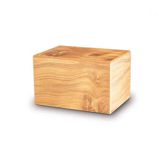Grote Kist Dierenurn of Sokkel Dieren Urn Grenen (3.5 liter)
