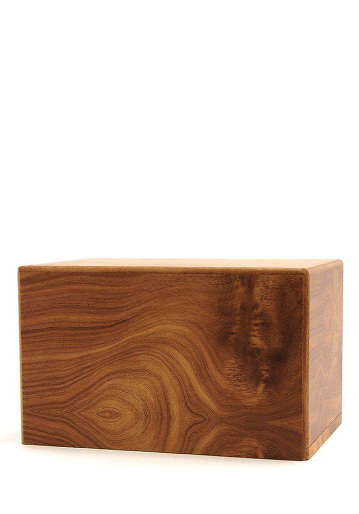Grote Kist Dierenurn of Sokkel Urn Naturel (3.5 liter)