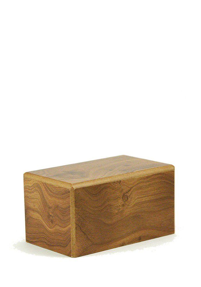 Mini Kist Urn of Sokkel Urn Naturel (0.45 liter)