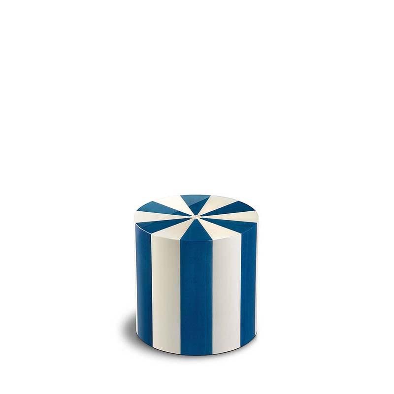 Cilinder Miniurn Fenice Pisa Blu (0.1 liter)
