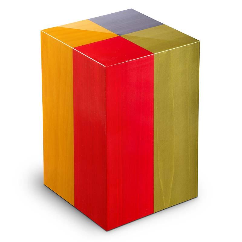 Rechthoekige Urn Essential Arlecchino (7 liter)