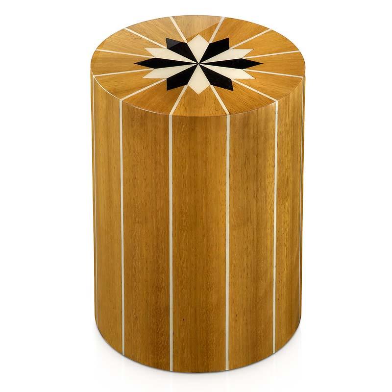 Cilinder Urn Pisa Aquarama Teak (7 liter)