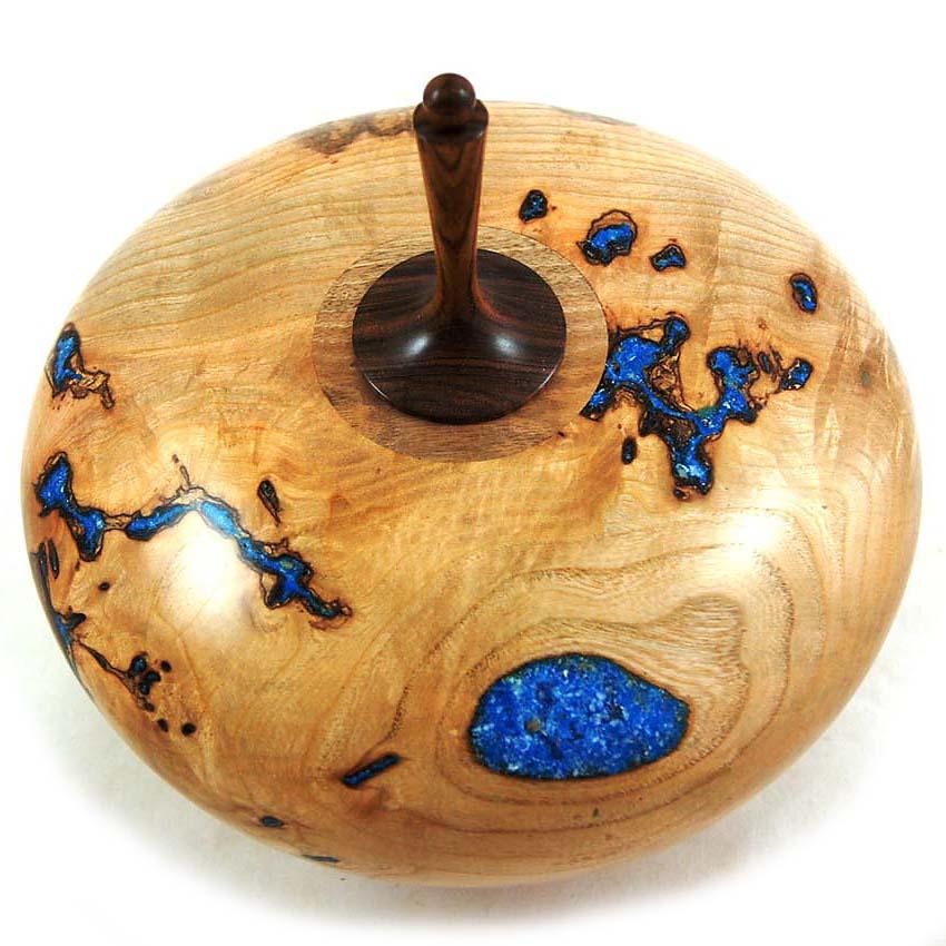 Herinneren in Hout Urn uit Esdoorn (2.2 liter)