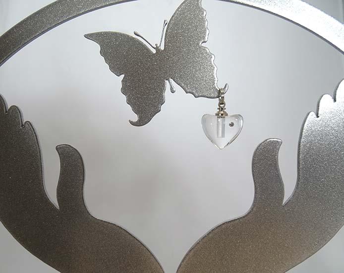 Staand Huisaltaar Vrij als een Vlinder (28 cm.)