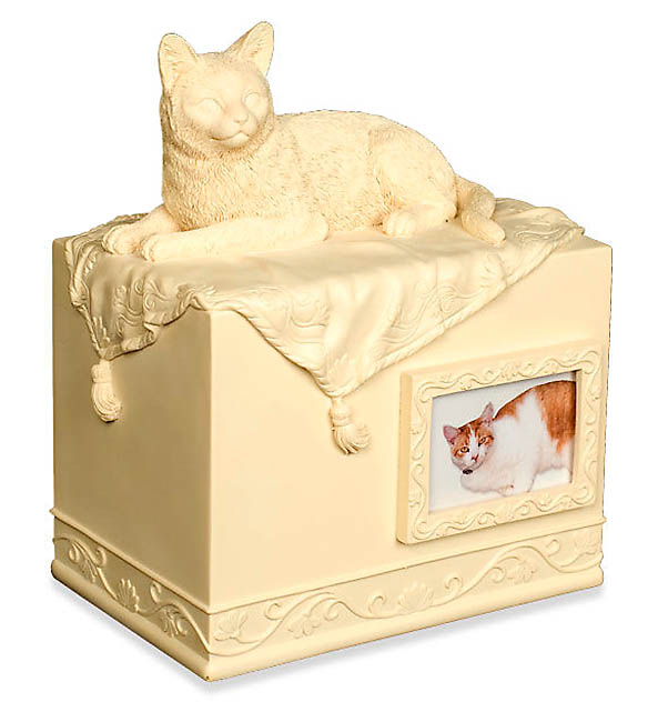 Dieren Urn Cat Beloved Companion (0.9 liter)