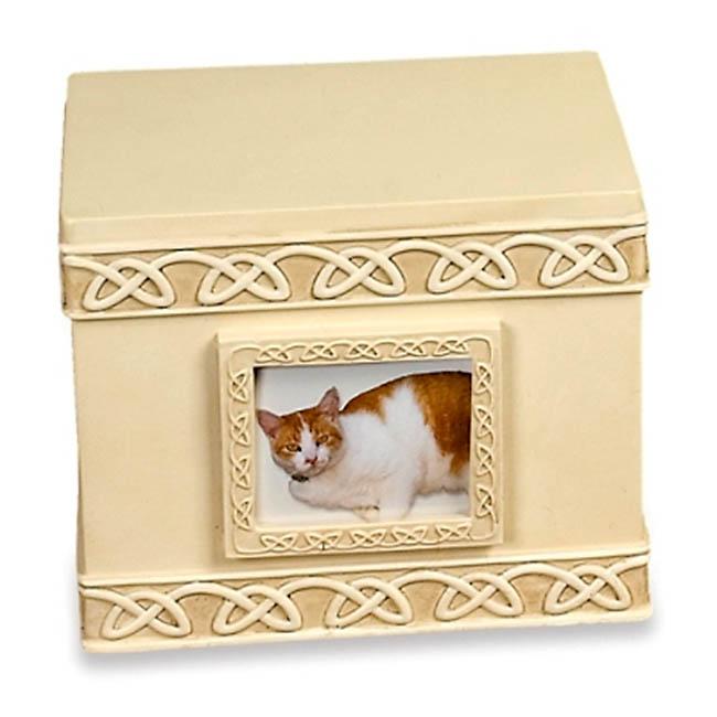 Dieren Urn Cat Memory Box (1.15 liter)