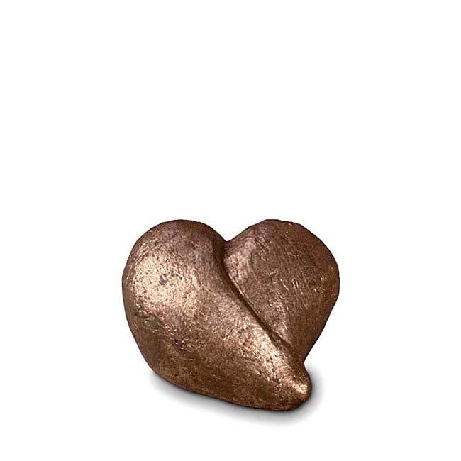 Keramisch Mini Troost Urntje Hartzeer (0.1 liter)
