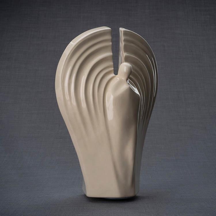 Art Urnen Voordeelset Guardian Transparant (3.2 en 0.3 liter)