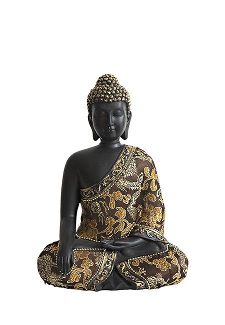 Amithaba Meditatie Buddha Dierenurn (0.6 liter)
