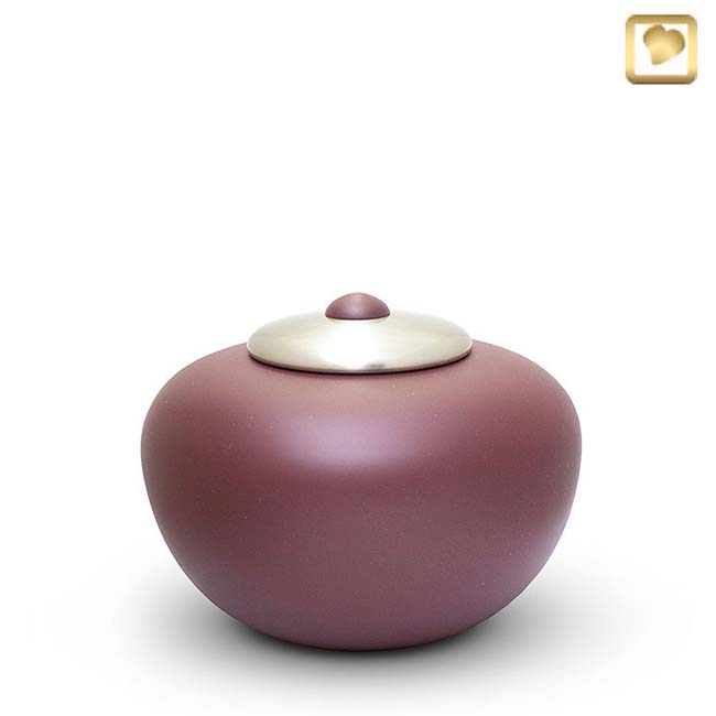 Messing Simplicity Pot Urn Cranberry (1.8 liter)