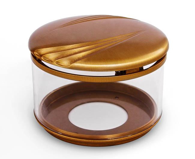 Verzonken Bronzen Serena Design Graflantaarn