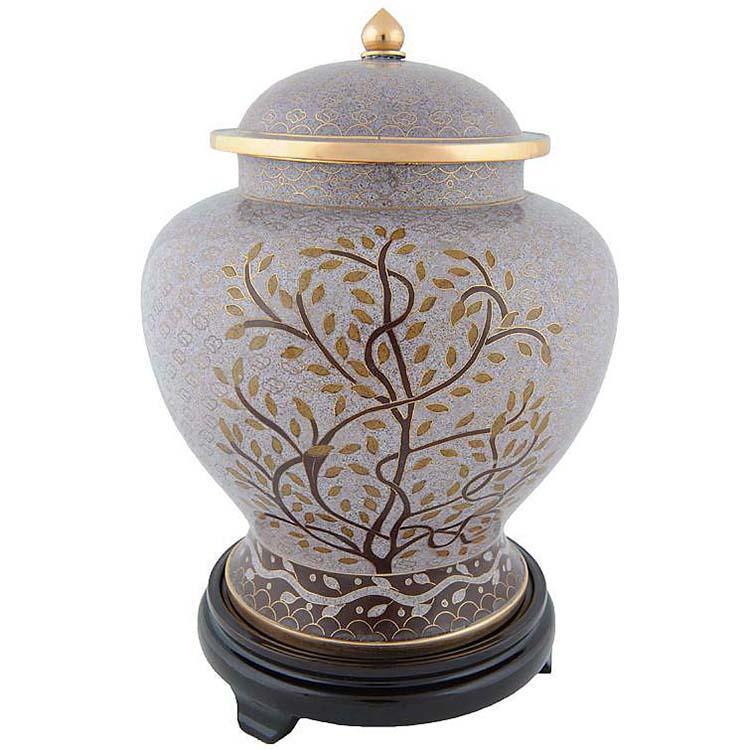 https://grafdecoratie.nl/photos/levensboom-urn-cloisonne-urnen-rozenhouten-voet.JPG