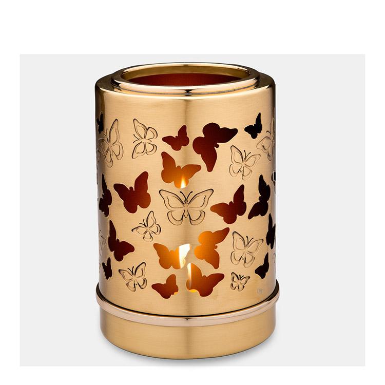 LoveUrns Urn met Waxinelichtje Vlinders (0.3 liter)